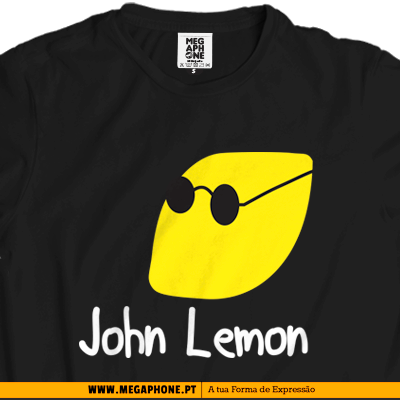 John Lemon Beatles shirt