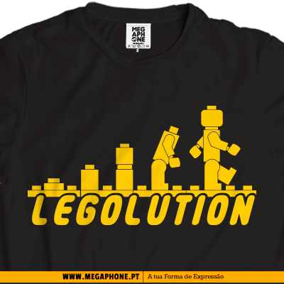 Legolution