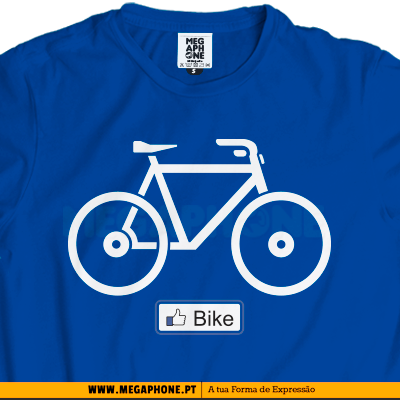 Like Bike shirt
