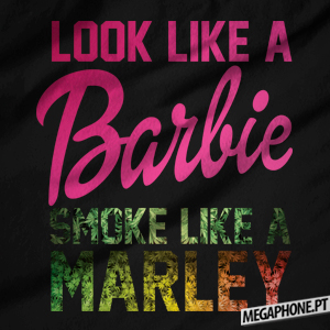 barbie marley smoke tshirt