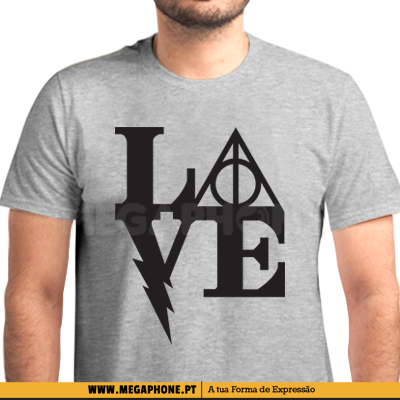 Love Harry Potter shirt
