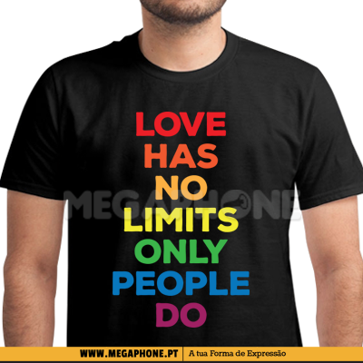 Love has no limits shirt
