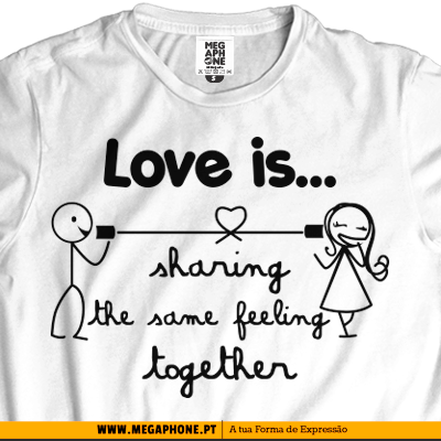 love is sharing