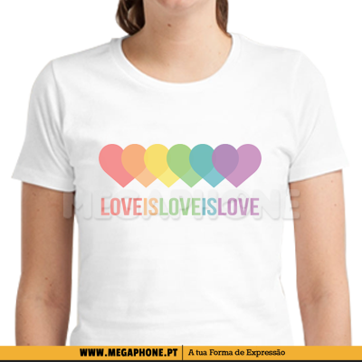 Loveislove shirt