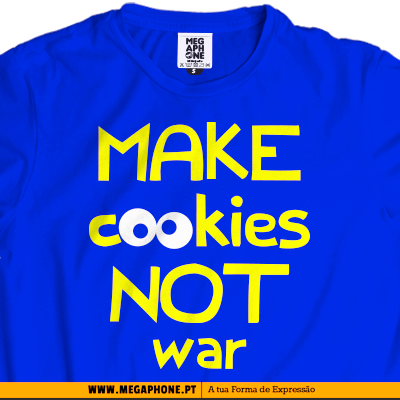 Make cookies T-shirt