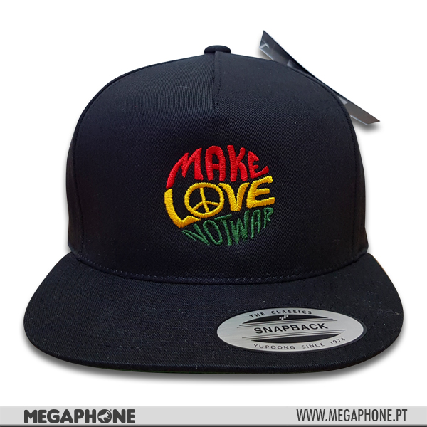 Cap Make Love Not War