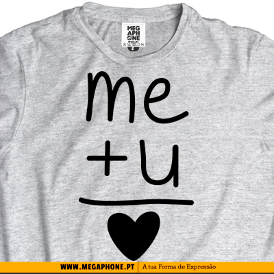 Me you love tshirt