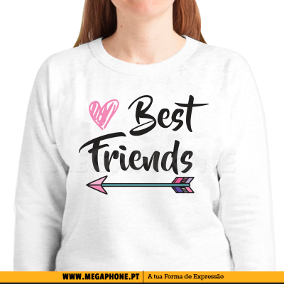 Arrow Best Friends L Shirt