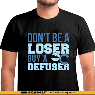 Dont be a Loser Shirt