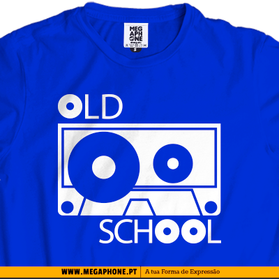 Old School v2 T-shirt