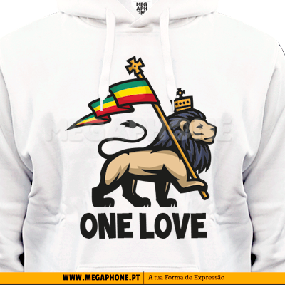 One Love shirt reagae jamaica