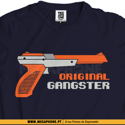 Original gangster shirt