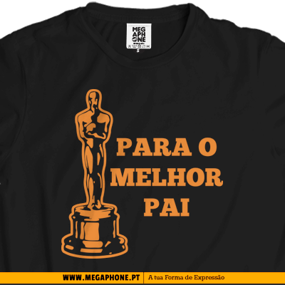 Oscar dia do Pai t-shirt
