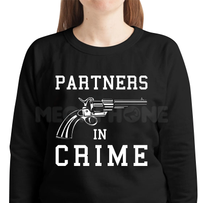 Partners in crime le shirt