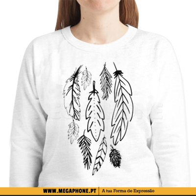 Feathers shirt