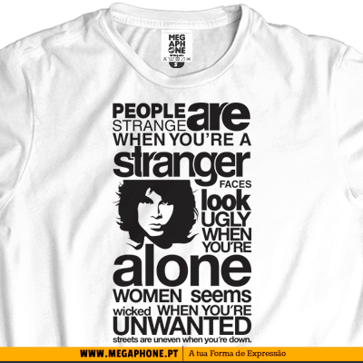 People are strange doors tshirt