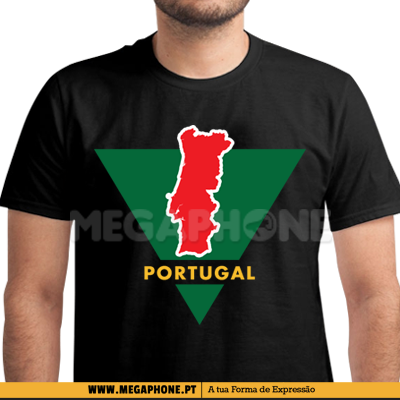 Triângulo Portugal shirt