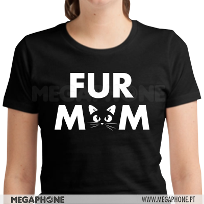 Fur Mom shirt