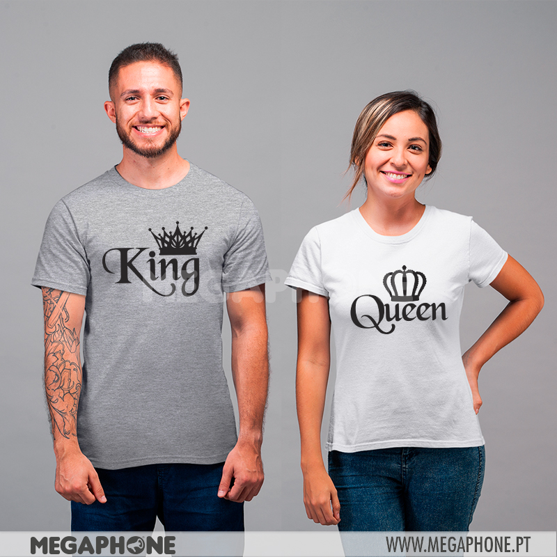 Conjunto King - Queen