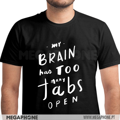 Too many tabs shirt