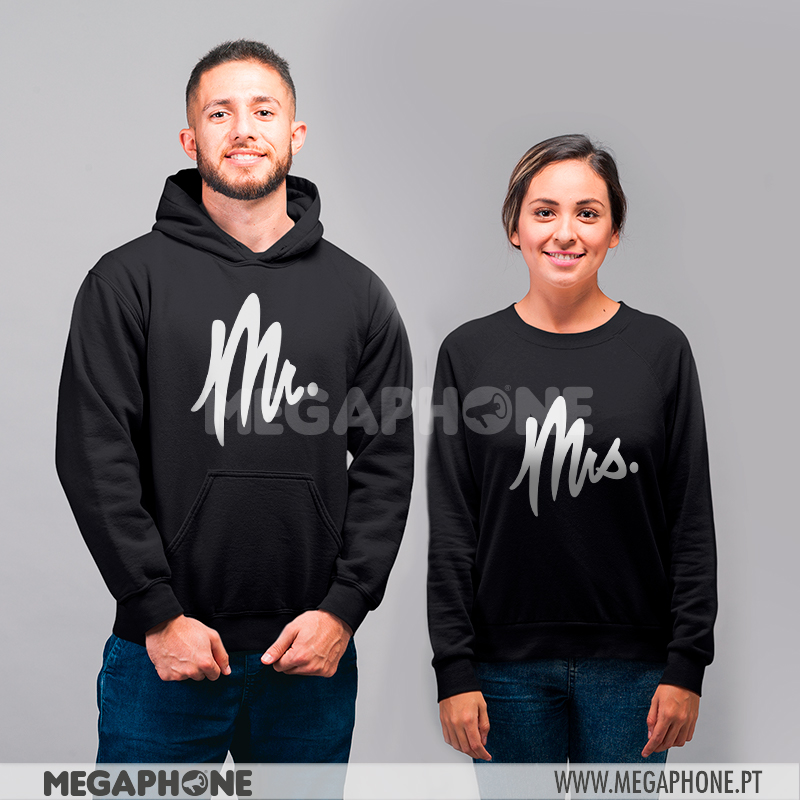 Conjunto Mr - Mrs