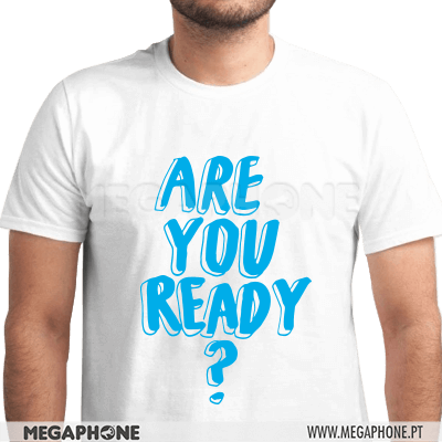 Are you ready shirt