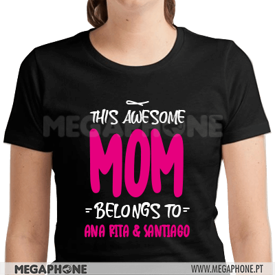 This awesome mom belongs to