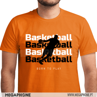 Basketball born to play shirt