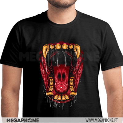 Beast Mouth shirt