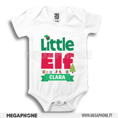Little Body Elf Shirt