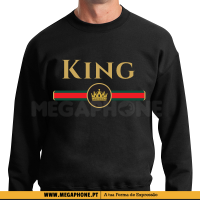 King Gucci Namorados Shirt