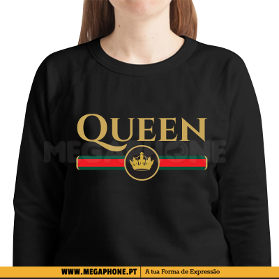 Queen Gucci Namorados Shirt
