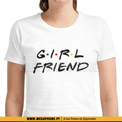 Girlfriend Friends Shirt