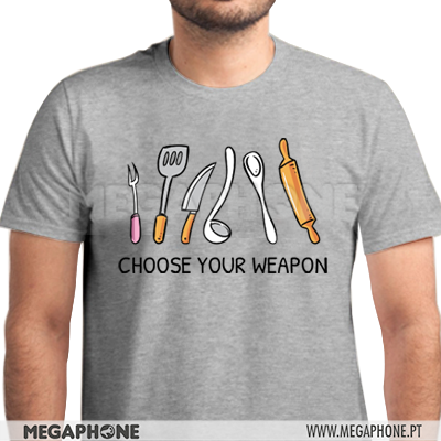 Choose your weapon cook