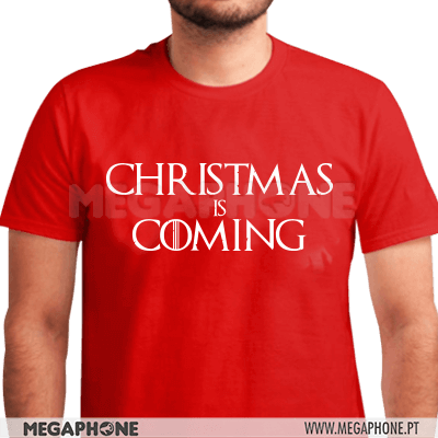 Christmas is coming GoT Shirt