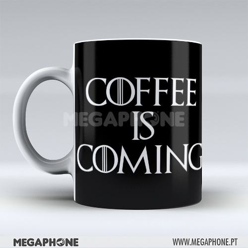 Caneca Coffee is Coming
