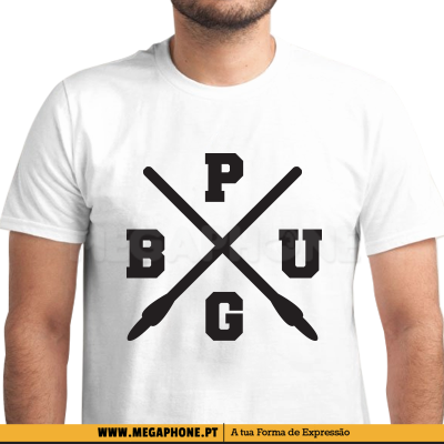 Cross PUBG Gaming Shirt