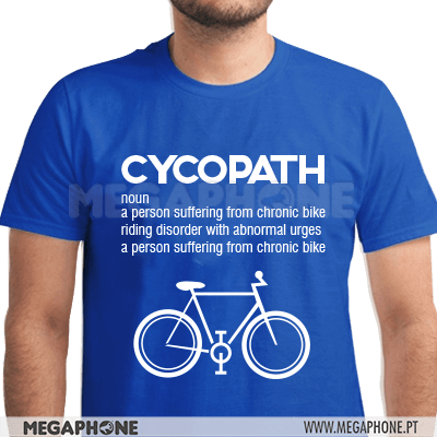 Cycopath Cycling Shirt