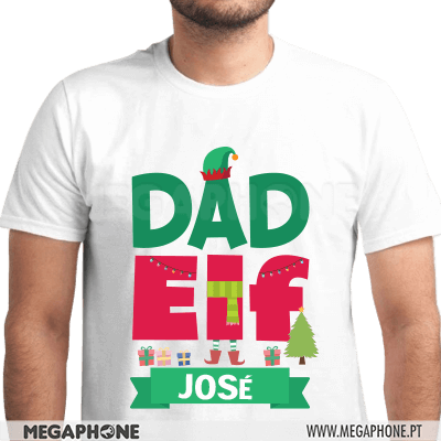 Dad Elf Shirt