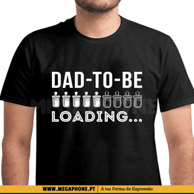 Dad to be loading shirt