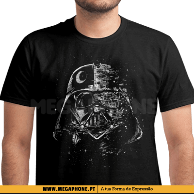 Darth Vader Face Shirt