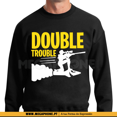 Double Trouble Fortnite Shirt
