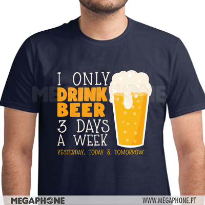 I only drink beer shirt