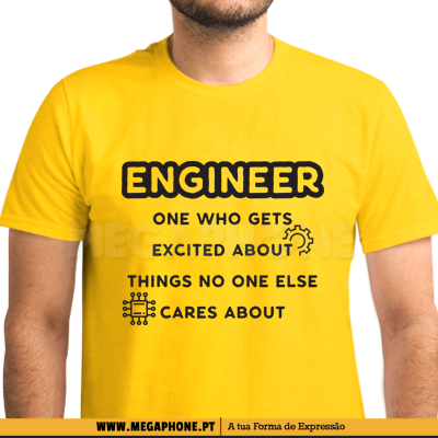Engineer Cares About Shirt