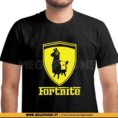 Fortnite Ferrari Shirt