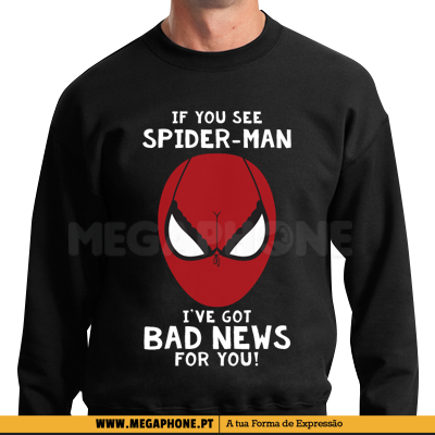 Gay Test Spiderman Shirt