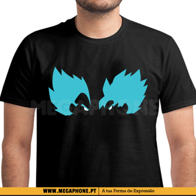 Goku vs. Vegeta Dragon Ball Shirt