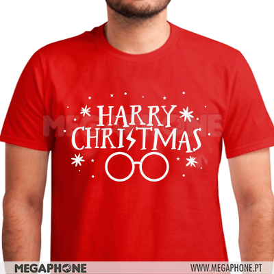 Harry Christmas shirt