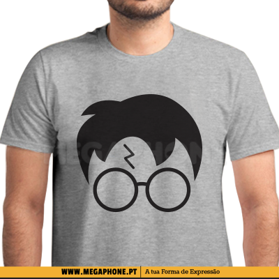 Harry Potter Face Shirt