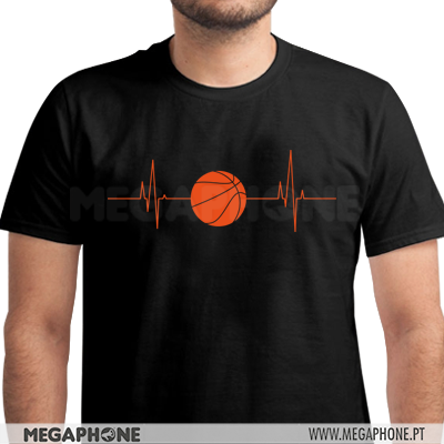 Heartbeat Basketball shirt
